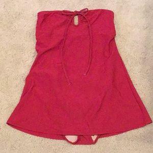 Super cute 10T one piece. Classic retro dress.